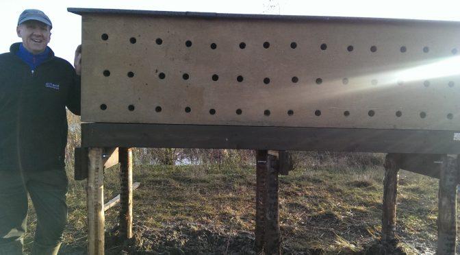 Nest box gift to Trust